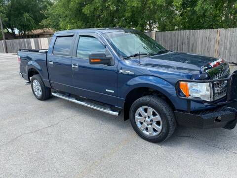 2013 Ford F-150 for sale at Lumberton Auto World LLC in Lumberton TX