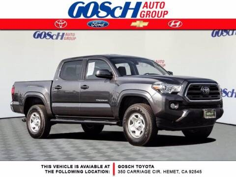 2019 Toyota Tacoma for sale at BILLY D SELLS CARS! in Temecula CA