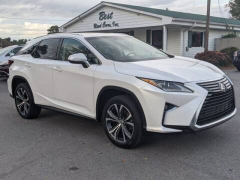 2016 Lexus RX 350 for sale at Best Used Cars Inc in Mount Olive NC