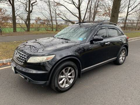 2008 Infiniti FX35 for sale at Crazy Cars Auto Sale in Jersey City NJ