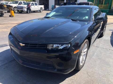 2015 Chevrolet Camaro for sale at Pasadena Auto Planet in Houston TX