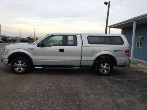 2009 Ford F-150 for sale at Kevin's Motor Sales in Montpelier OH