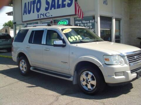 2006 Ford Explorer for sale at G & L Auto Sales Inc in Roseville MI