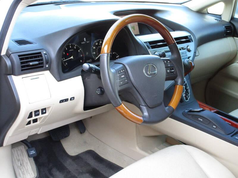 2010 Lexus RX 350 4dr SUV - Dallas TX