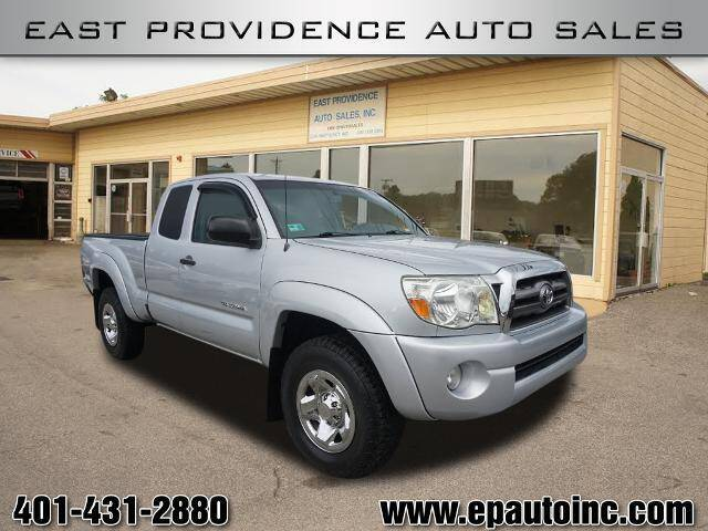2009 Toyota Tacoma for sale at East Providence Auto Sales in East Providence RI