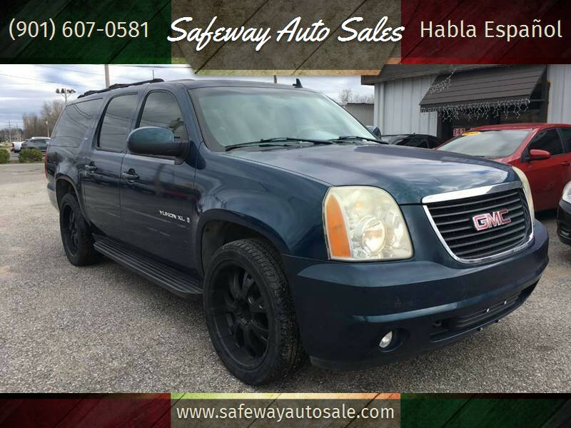 2007 GMC Yukon XL for sale at Safeway Auto Sales in Horn Lake MS