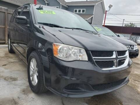 2013 Dodge Grand Caravan for sale at USA Auto Brokers in Houston TX