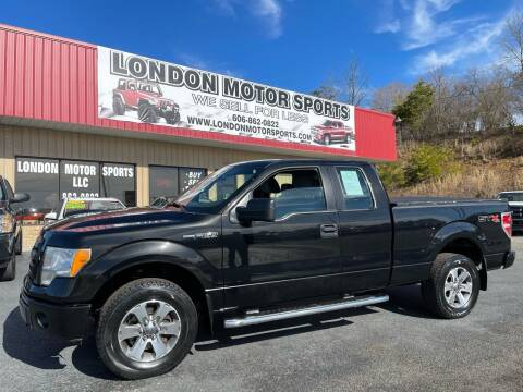 2011 Ford F-150 for sale at London Motor Sports, LLC in London KY