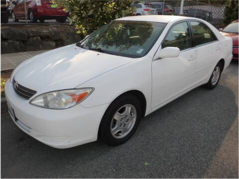 2002 Toyota Camry for sale at Klean Carz in Seattle WA