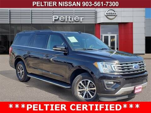 2020 Ford Expedition MAX for sale at TEX TYLER Autos Cars Trucks SUV Sales in Tyler TX