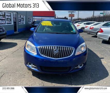 2013 Buick Verano for sale at Global Motors 313 in Detroit MI