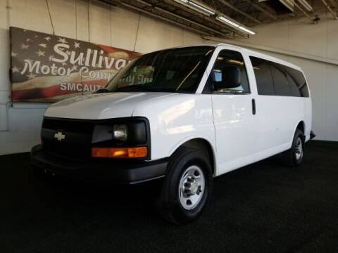 2011 Chevrolet Express Passenger for sale at SULLIVAN MOTOR COMPANY INC. in Mesa AZ