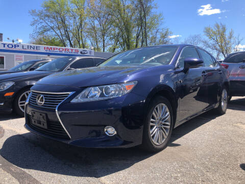 2015 Lexus ES 350 for sale at Top Line Import in Haverhill MA