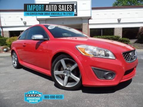 2011 Volvo C30 for sale at IMPORT AUTO SALES in Knoxville TN