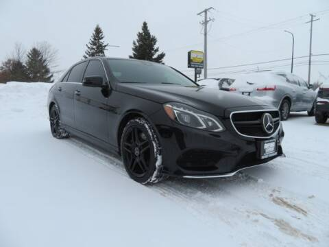 2014 Mercedes-Benz E-Class for sale at Import Exchange in Mokena IL