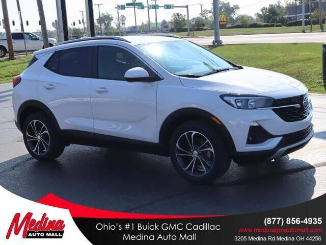 2022 Buick Encore GX for sale in Medina, OH