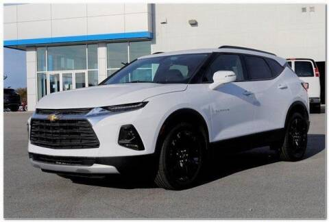2021 Chevrolet Blazer for sale at WHITE MOTORS INC in Roanoke Rapids NC