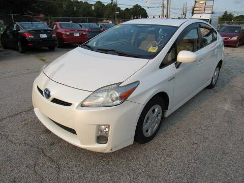2011 Toyota Prius for sale at King of Auto in Stone Mountain GA