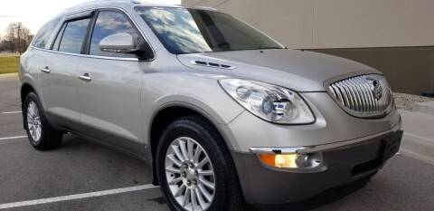 2008 Buick Enclave for sale at Derby City Automotive in Louisville KY