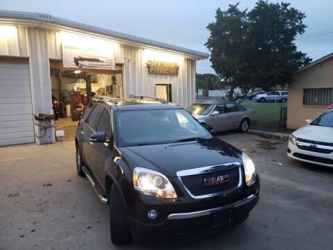 2011 GMC Acadia for sale at Bad Credit Call Fadi in Dallas TX