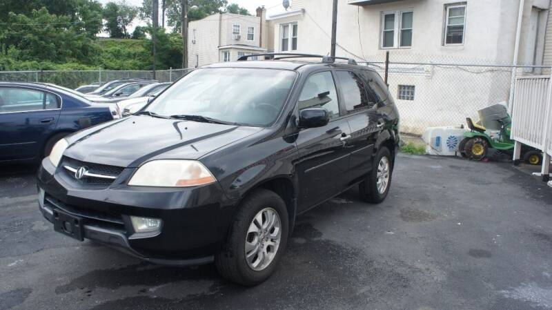 2003 Acura MDX for sale at GM Automotive Group in Philadelphia PA