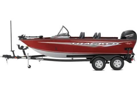 2020 Tracker TARGA  V-18 WT for sale at Tyndall Motors in Tyndall SD