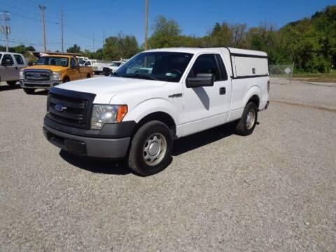 2014 Ford F-150 for sale at SLD Enterprises LLC in East Carondelet IL