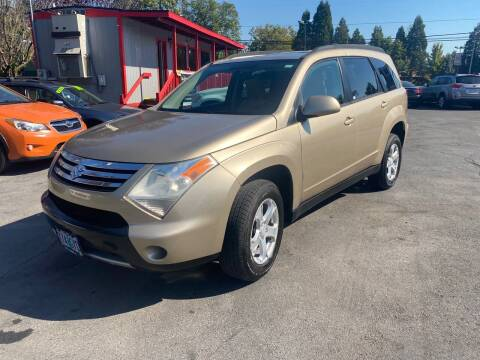2008 Suzuki XL7 for sale at Blue Line Auto Group in Portland OR