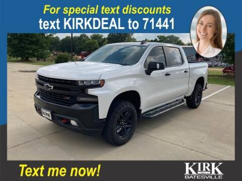 2019 Chevrolet Silverado 1500 for sale at Kirk Brothers Batesville in Batesville MS