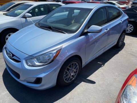 2013 Hyundai Accent for sale at Brown & Brown Wholesale in Mesa AZ