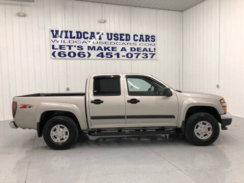 2006 Chevrolet Colorado for sale at Wildcat Used Cars in Somerset KY