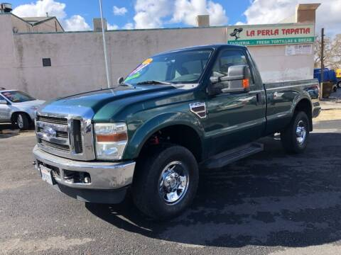 2009 Ford F-250 Super Duty for sale at C J Auto Sales in Riverbank CA