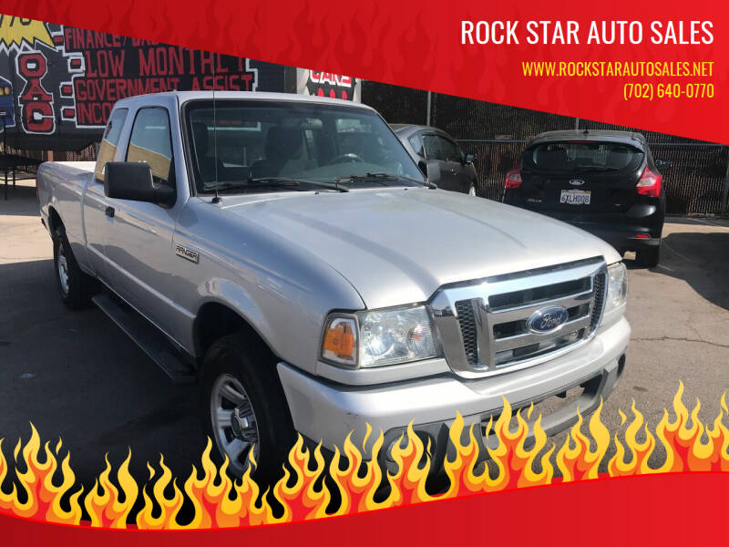 2011 Ford Ranger for sale at Rock Star Auto Sales in Las Vegas NV