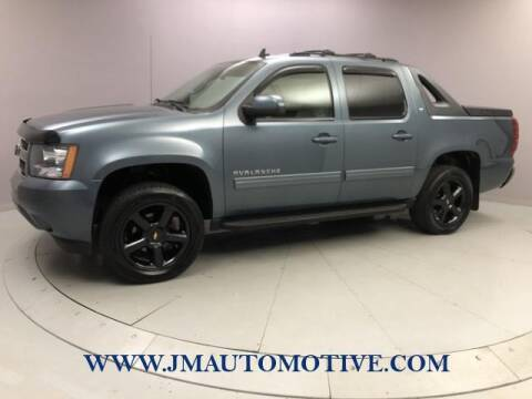 2011 Chevrolet Avalanche for sale at J & M Automotive in Naugatuck CT