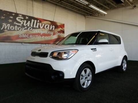 2019 Kia Soul for sale at SULLIVAN MOTOR COMPANY INC. in Mesa AZ
