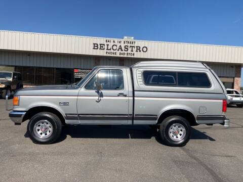1989 Ford F-150 for sale at Belcastro Motors in Grand Junction CO