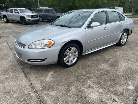 2014 Chevrolet Impala Limited for sale at Southeast Auto Inc in Walker LA