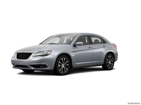 2014 Chrysler 200 for sale at SULLIVAN MOTOR COMPANY INC. in Mesa AZ