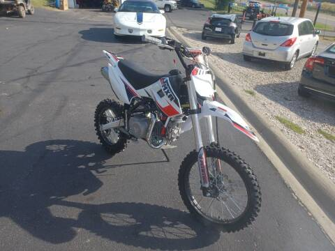 2021 Pitster Pro MXR 140 for sale at W V Auto & Powersports Sales in Charleston WV