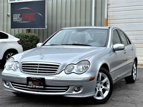 2007 Mercedes-Benz C-Class for sale at Haus of Imports in Lemont IL