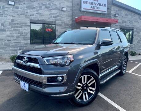 2015 Toyota 4Runner for sale at GREENVILLE AUTO & RV in Greenville WI