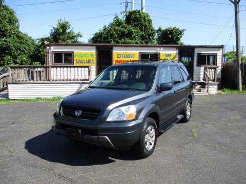 2005 Honda Pilot for sale at Unlimited Auto Sales Inc. in Mount Sinai NY