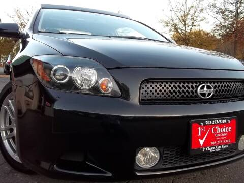 2010 Scion tC for sale at 1st Choice Auto Sales in Fairfax VA