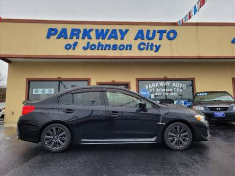 2016 Subaru WRX for sale at PARKWAY AUTO SALES OF BRISTOL - PARKWAY AUTO JOHNSON CITY in Johnson City TN
