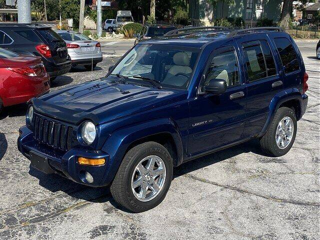 2003 Jeep Liberty for sale at Sunshine Auto Sales in Huntington IN