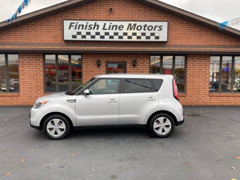 2015 Kia Soul for sale at FINISHLINE MOTORS in Canton OH