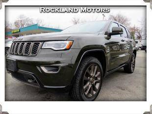 2016 Jeep Grand Cherokee for sale at Rockland Automall - Rockland Motors in West Nyack NY