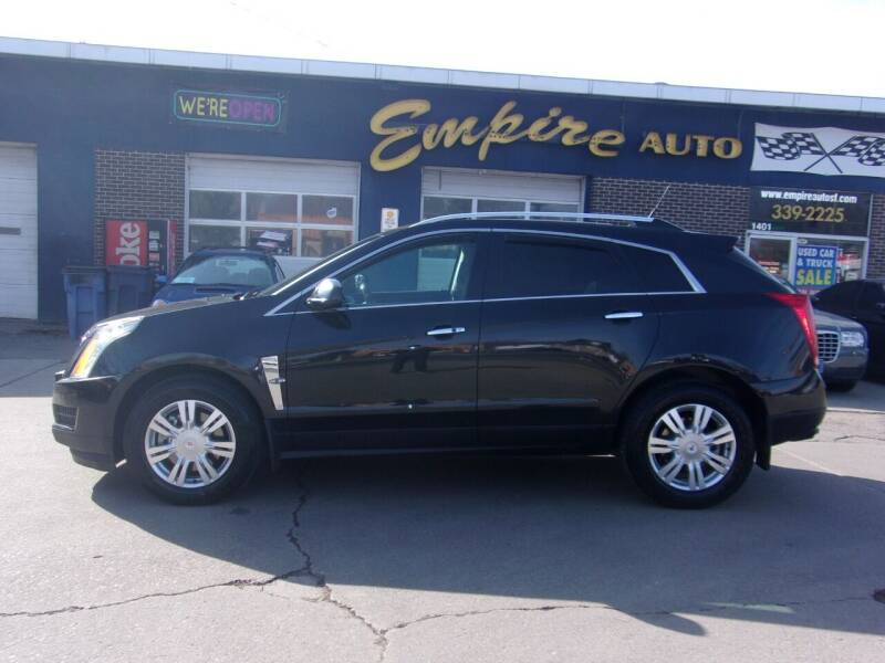 2012 Cadillac SRX for sale at Empire Auto Sales in Sioux Falls SD