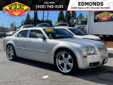 2006 Chrysler 300 for sale at West Coast Auto Works in Edmonds WA