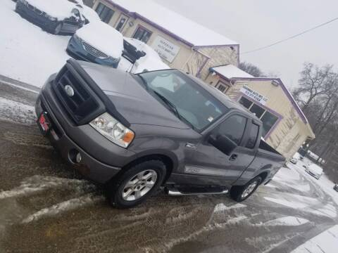2008 Ford F-150 for sale at SUPERIOR AUTO MART in Amelia OH